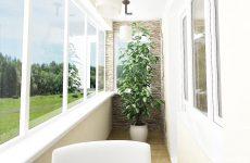 Как выполнить остекление балконов?