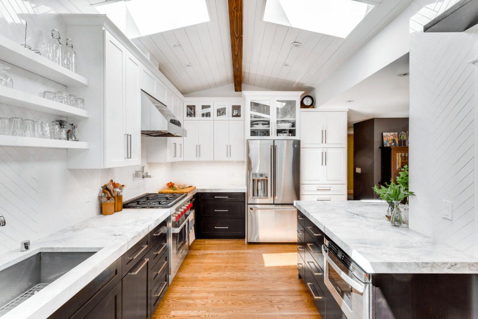 Максимальное преображение на вашей кухне
