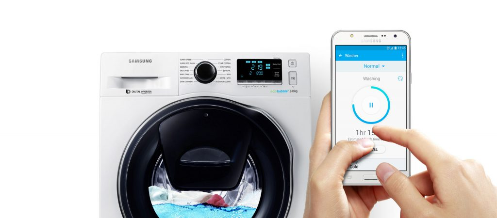 Обзор стиральных машин Samsung