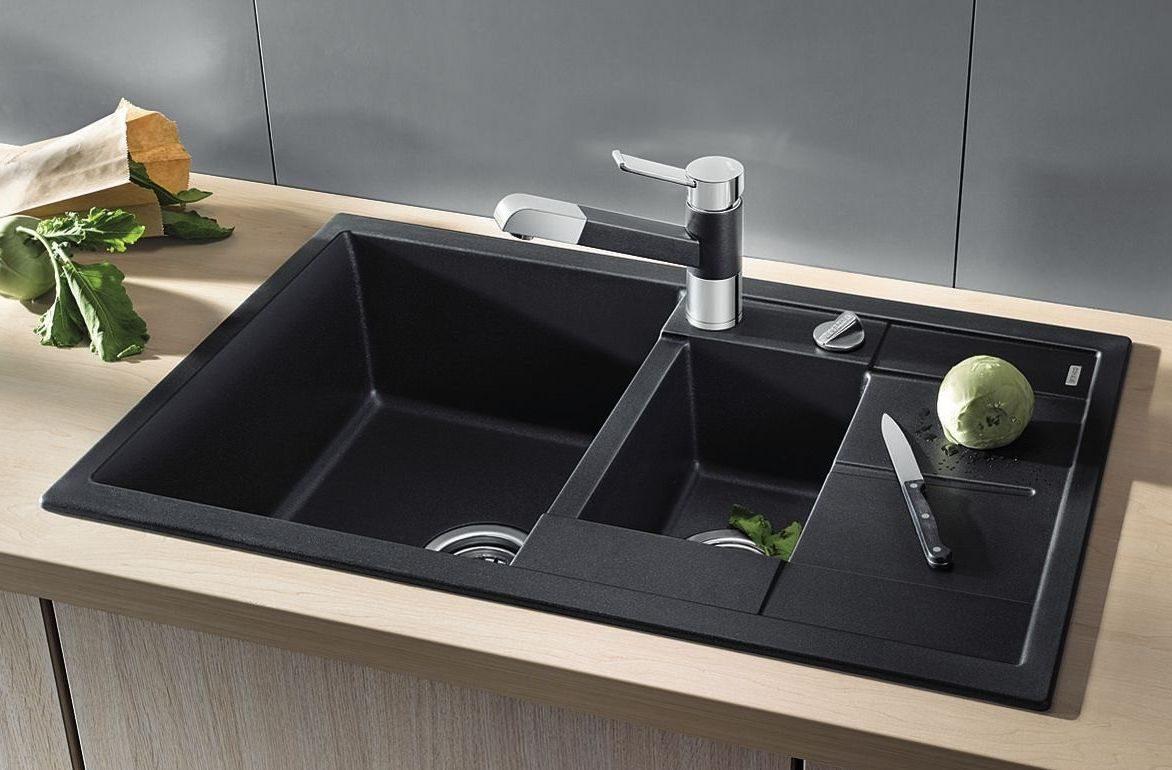 Характеристики кухонных моек