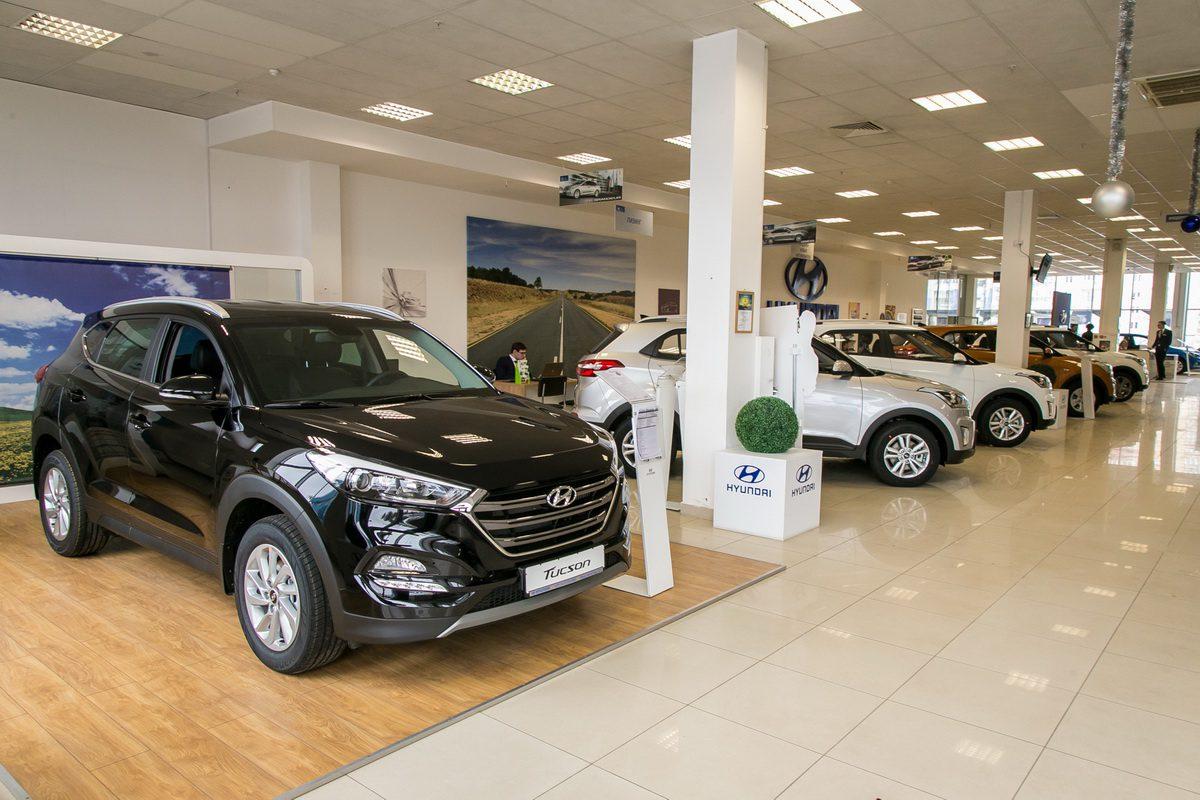 Как выбрать авто у официального дилера hyundai?