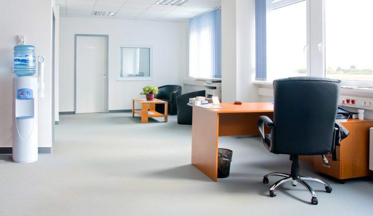 Что входит в генеральную уборку офиса?