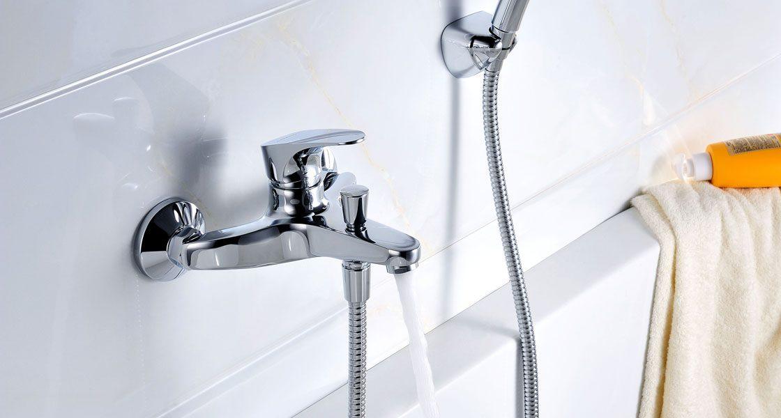 Смеситель в ванную комнату. Советы по выбору оптимальной модели