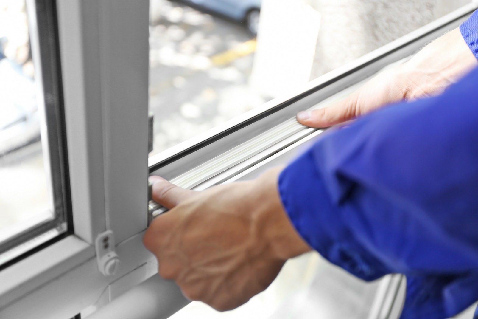 Как отремонтировать окно ПВХ?