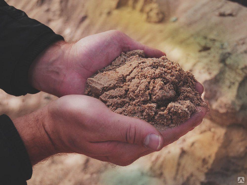 Где используется намывной песок?