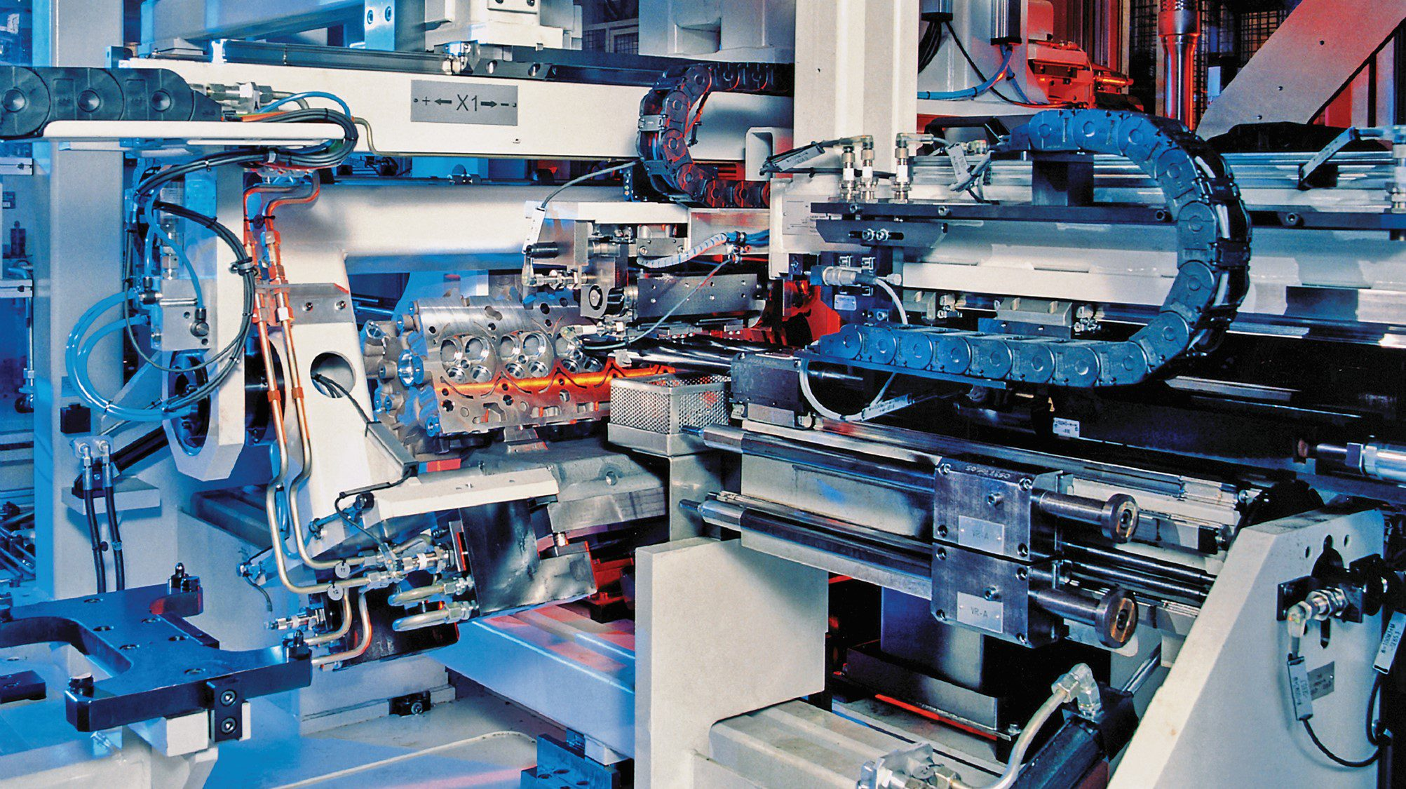 Импортное промышленное оборудование: виды и характеристики
