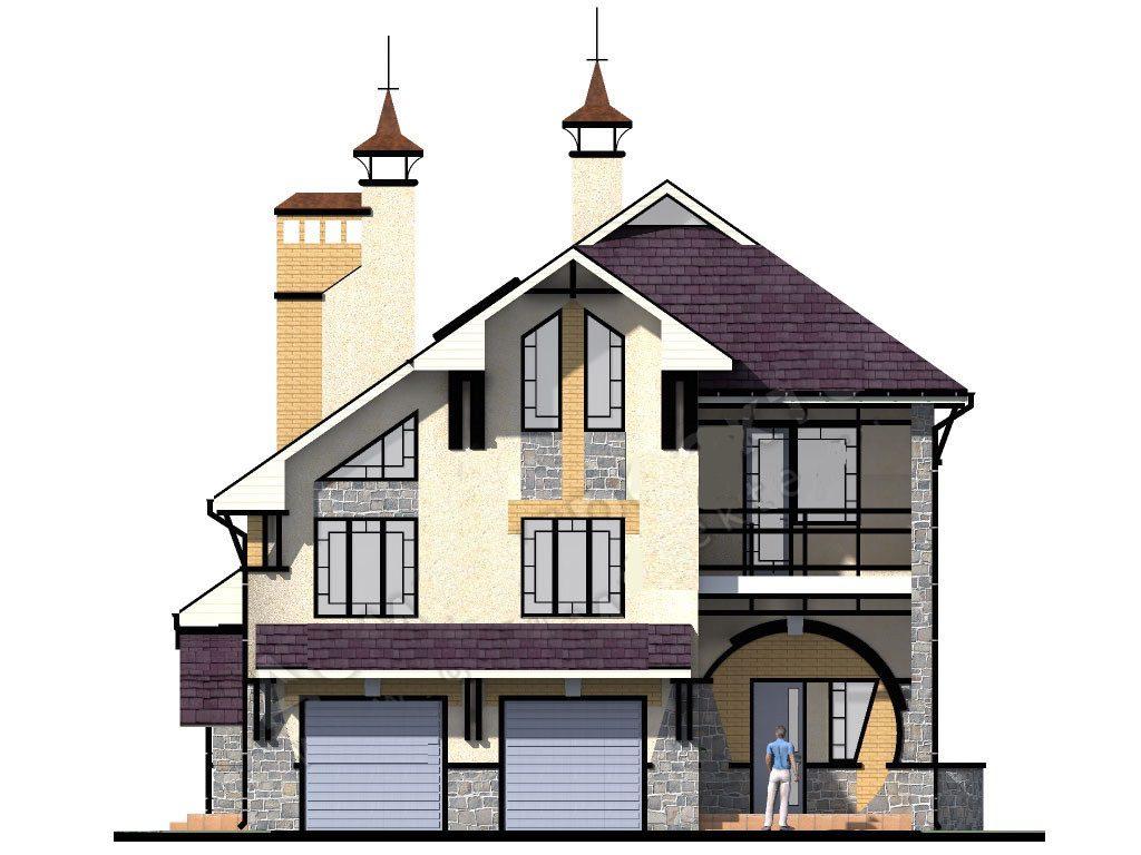 Проект дома под заказ — это быстро и удобно